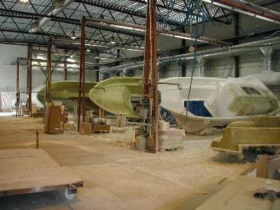 bygga båt halvfabrikat